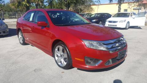 2010 Ford Fusion for sale at Bonita Auto Center in Bonita Springs FL