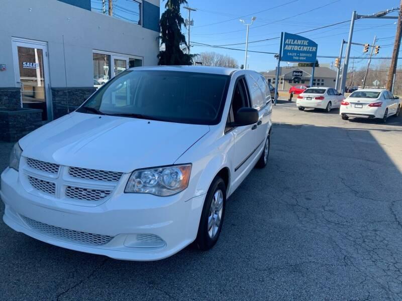 2012 RAM C/V for sale at Atlantic AutoCenter in Cranston RI