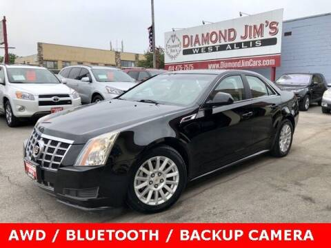 2012 Cadillac CTS for sale at Diamond Jim's West Allis in West Allis WI