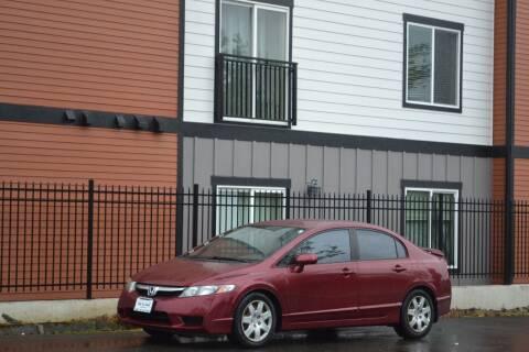 2010 Honda Civic for sale at Skyline Motors Auto Sales in Tacoma WA