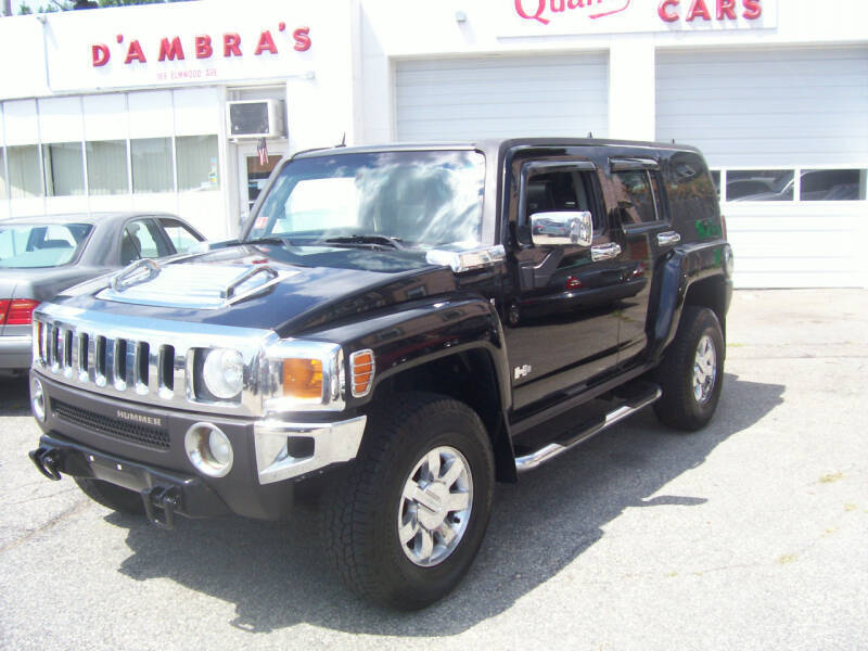 2006 HUMMER H3 for sale at Dambra Auto Sales in Providence RI
