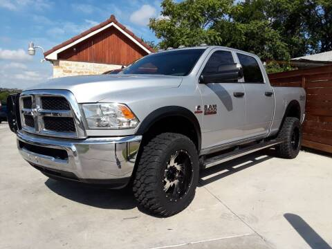 2018 RAM Ram Pickup 2500 for sale at Speedway Motors TX in Fort Worth TX