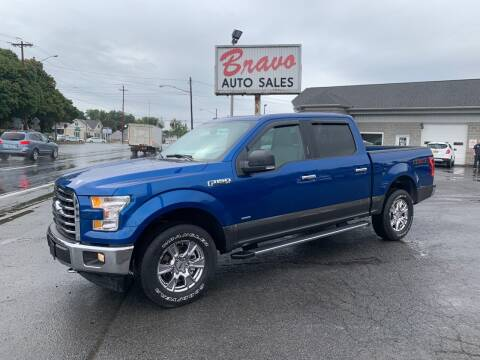 2017 Ford F-150 for sale at Bravo Auto Sales in Whitesboro NY