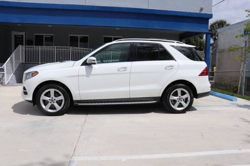 2018 Mercedes-Benz GLE for sale at PERFORMANCE AUTO WHOLESALERS in Miami FL