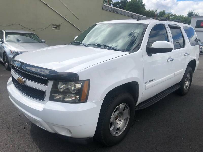 2007 Chevrolet Tahoe for sale at Pinnacle Automotive Group in Roselle NJ