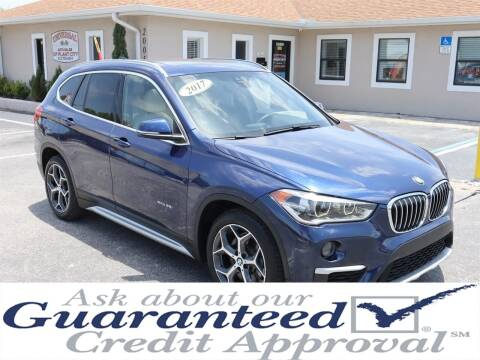 2017 BMW X1 for sale at Universal Auto Sales in Plant City FL