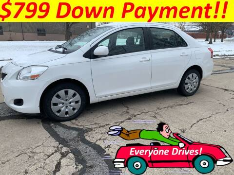 2012 Toyota Yaris for sale at World Automotive in Euclid OH