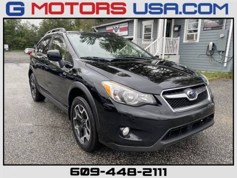 2014 Subaru XV Crosstrek for sale at G Motors in Monroe NJ