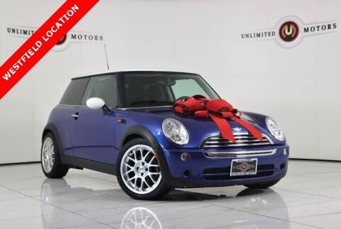 2006 MINI Cooper for sale at INDY'S UNLIMITED MOTORS - UNLIMITED MOTORS in Westfield IN