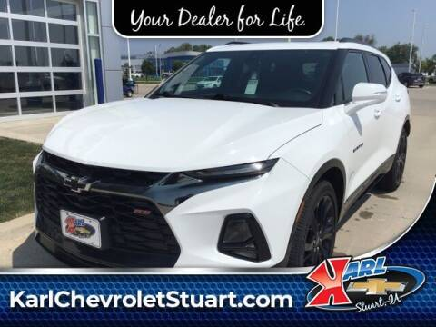 2019 Chevrolet Blazer for sale at Karl Pre-Owned in Glidden IA