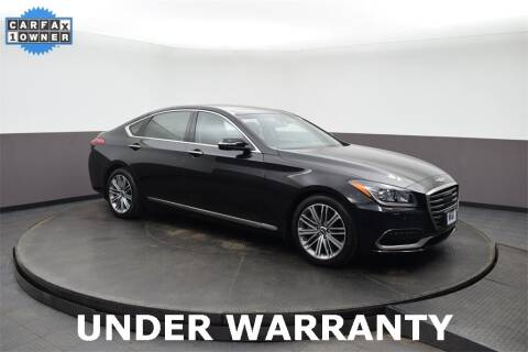 2018 Genesis G80 for sale at M & I Imports in Highland Park IL