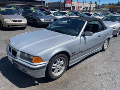 1996 BMW 3 Series for sale at American Dream Motors in Everett WA