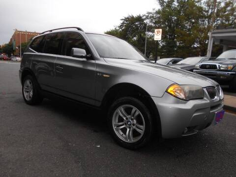2006 BMW X3 for sale at H & R Auto in Arlington VA