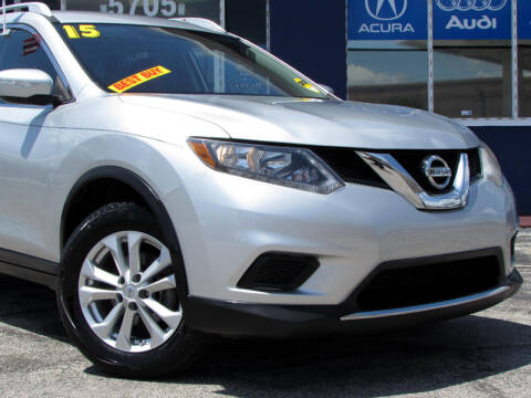 2015 Nissan Rogue for sale at Orlando Auto Connect in Orlando FL