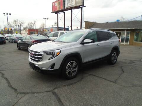 2019 GMC Terrain for sale at Smart Buy Auto Sales in Ogden UT