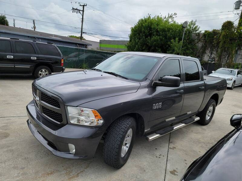 2017 RAM Ram Pickup 1500 for sale in Hollywood, FL