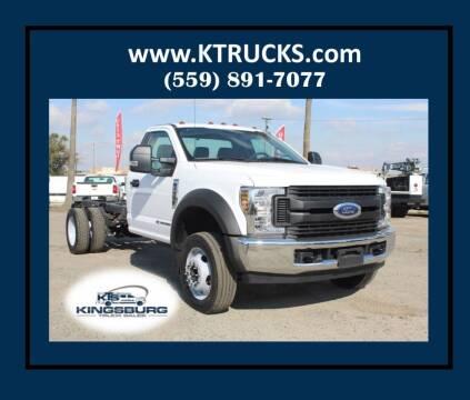 2019 Ford F-550 Super Duty for sale at Kingsburg Truck Center in Kingsburg CA