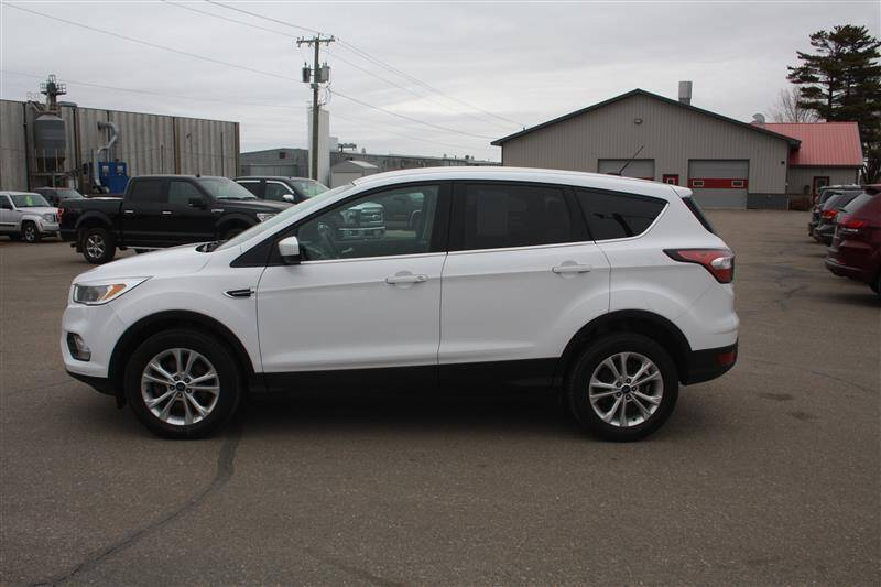 2017 Ford Escape for sale at SCHMITZ MOTOR CO INC in Perham MN