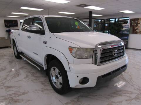 2008 Toyota Tundra for sale at Dealer One Auto Credit in Oklahoma City OK