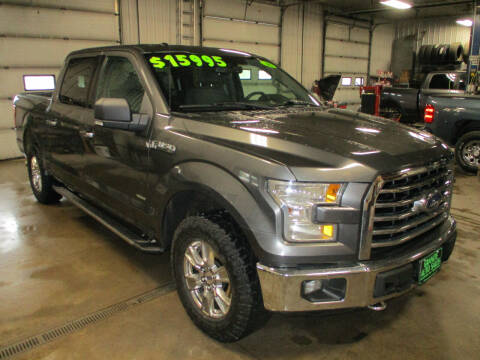 2016 Ford F-150 for sale at Granite Auto Sales in Redgranite WI