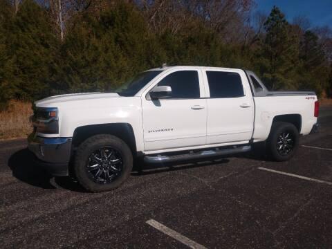 2017 Chevrolet Silverado 1500 for sale at CARS PLUS in Fayetteville TN