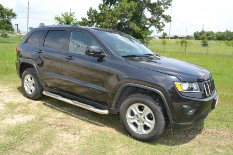 2014 Jeep Grand Cherokee for sale at WOODLAKE MOTORS in Conroe TX
