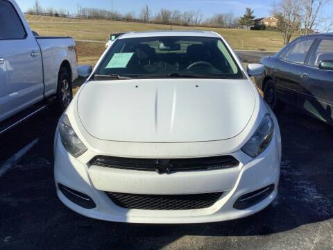 2015 Dodge Dart for sale at Auto Martt, LLC in Harrodsburg KY