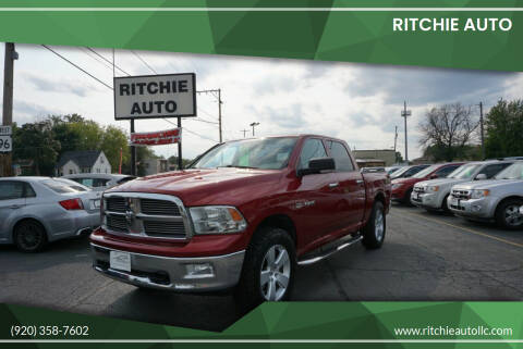2010 Dodge Ram Pickup 1500 for sale at Ritchie Auto in Appleton WI