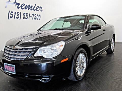 2008 Chrysler Sebring for sale at Premier Automotive Group in Milford OH