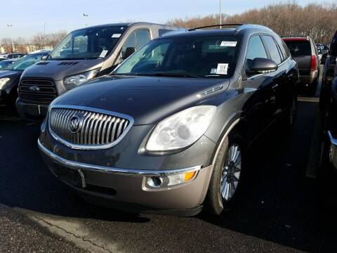 2012 Buick Enclave for sale at Cj king of car loans/JJ's Best Auto Sales in Troy MI