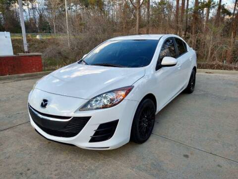 2010 Mazda MAZDA3 for sale at A&Q Auto Sales in Gainesville GA
