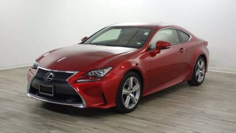 2016 Lexus RC 200t for sale at TRAVERS GMT AUTO SALES - Traver GMT Auto Sales West in O Fallon MO