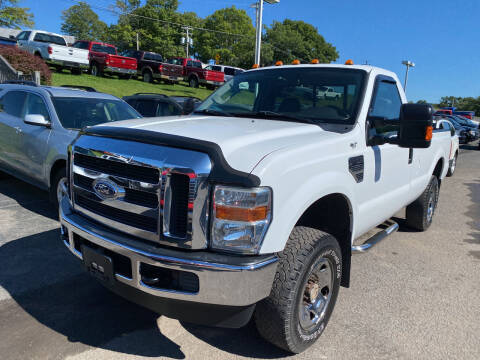 2009 Ford F-250 Super Duty for sale at Ball Pre-owned Auto in Terra Alta WV