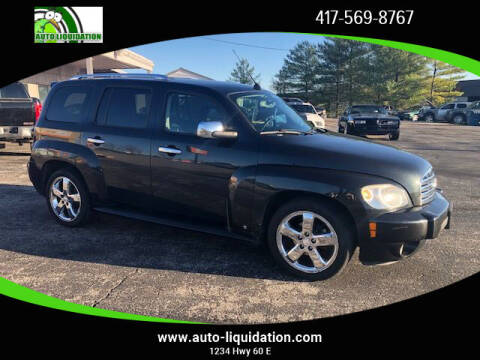 2008 Chevrolet HHR for sale at Auto Liquidation in Republic MO