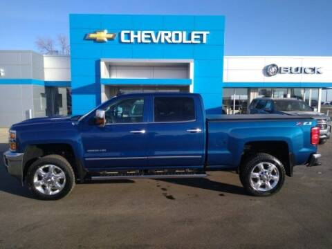 2019 Chevrolet Silverado 2500HD for sale at Finley Motors in Finley ND
