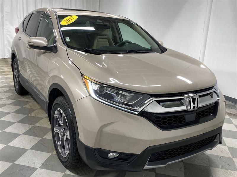 2017 Honda CR-V for sale at Mr. Car City in Brentwood MD