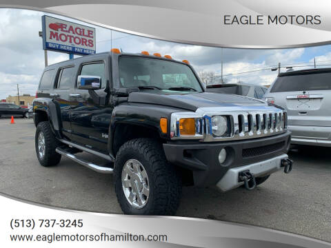 2008 HUMMER H3 for sale at Eagle Motors in Hamilton OH