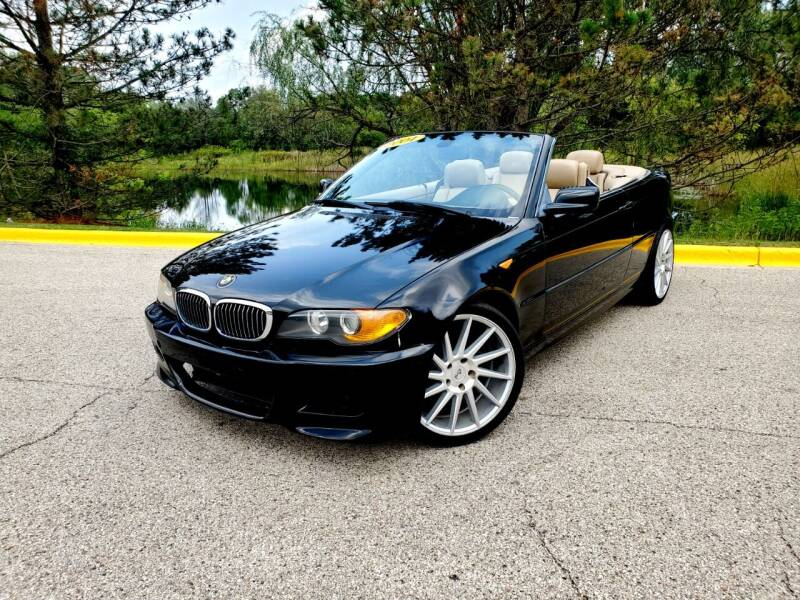 2004 BMW 3 Series for sale at Excalibur Auto Sales in Palatine IL
