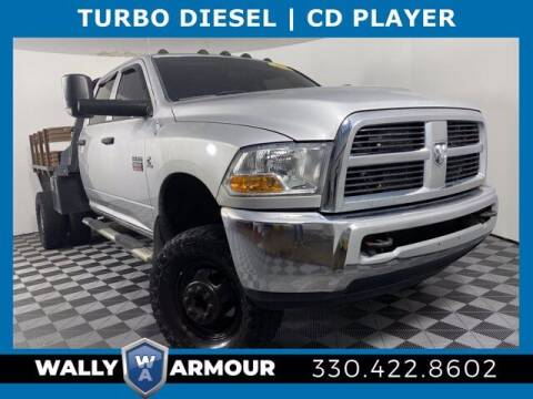 2010 Dodge Ram Pickup 3500 for sale at Wally Armour Chrysler Dodge Jeep Ram in Alliance OH
