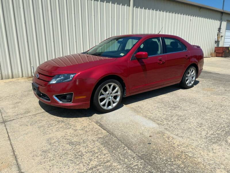 2012 Ford Fusion for sale at Freeman Motor Company in Lawrenceville VA