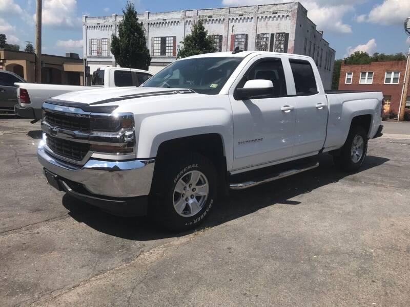 2018 Chevrolet Silverado 1500 for sale at East Main Rides in Marion VA