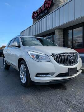 2015 Buick Enclave for sale at City to City Auto Sales in Richmond VA