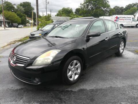 2009 Nissan Altima for sale at Thomasville Auto Sales in Thomasville NC