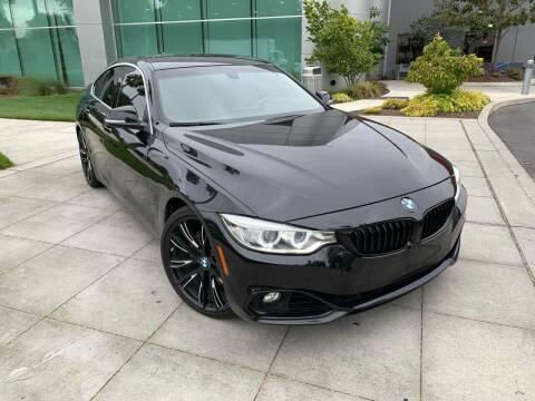 2016 BMW 4 Series for sale at Top Motors in San Jose CA