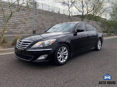 2012 Hyundai Genesis for sale at AUTO HOUSE TEMPE in Tempe AZ