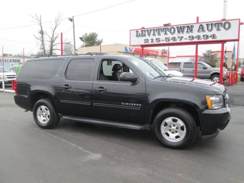 2012 Chevrolet Suburban for sale at Levittown Auto in Levittown PA
