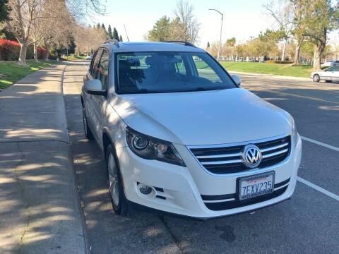2010 Volkswagen Tiguan for sale at MK Motors in Sacramento CA