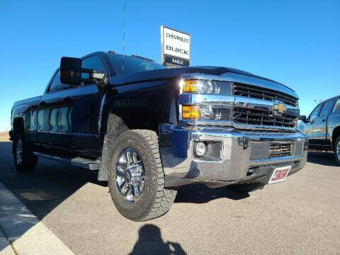 2017 Chevrolet Silverado 2500HD for sale at Tommy's Car Lot in Chadron NE