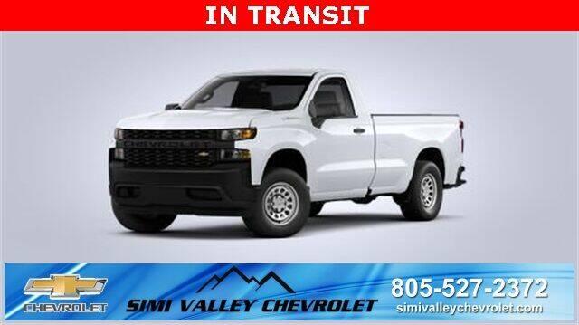 2021 Chevrolet Silverado 1500 for sale in Simi Valley, CA
