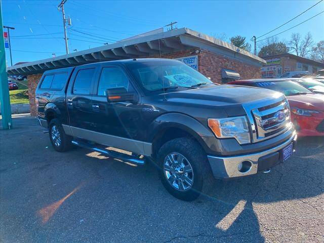 2009 Ford F-150 for sale at PARKWAY AUTO SALES OF BRISTOL - Roan Street Motors in Johnson City TN